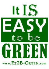 It IS Easy to be GREEN!