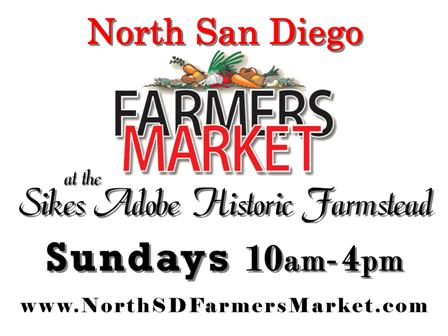 Farmers' Market Vendors and Farmers Needed - San Diego Markets